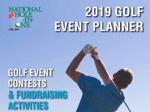 2019 Golf Event Planner