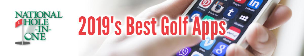 NHIO Header - 2019 Best Golf Apps