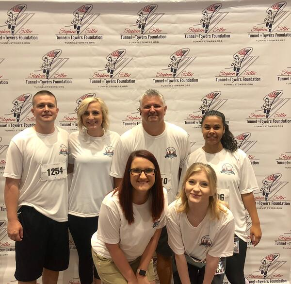 Tunnel to Towers Stair Climb Atlanta 2018, American Hole 'n One