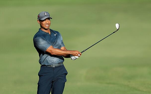 Tiger Woods - Photo by: David Cannon/Getty Images